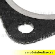 Прокладка фланцев приемной трубы глушителя и нейтрализатора, 3151-1203088, УАЗ-469, Хантер, 3160, Буханка
