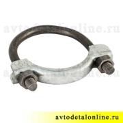 Хомут глушителя УАЗ 55 мм