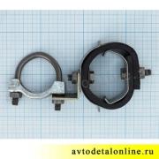 Хомут глушителя 42 мм подвеска с резинкой УАЗ, ГАЗ,  469-1203073 и 51-1203033 и 69Ю-1203031