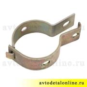 Хомут резонатора УАЗ Патриот, задний (2 скобы), 3160-20-1203071