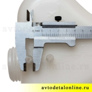 Бачок расширительный УАЗ 3163 Патриот Евро-4 нового образца, фото, 3163-1311014-20, купить на замену в Москве