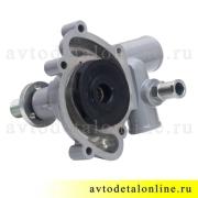 Водяная помпа УАЗ, ГАЗ на двигатель 406, производство АДС на замену насоса 4061.1307010-10, фото