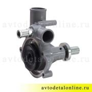 Водяной насос УАЗ, ГАЗ на двигатель 406, производство АДС на замену помпы 4061.1307010-10, фото