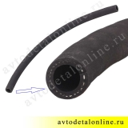 Резиновый шланг расширительного бачка нового образца УАЗ Патриот 3163-1311098 длина 60 см диамерт 18 мм