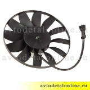 Вентилятор УАЗ Патриот электрический, для охлаждения радиатора