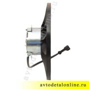 Дополнительный электрический вентилятор охлаждения радиатора УАЗ Патриот с 409 двигателем 3160-1308024