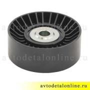 Ролик обводной УАЗ Патриот INA 531 0759 10 на замену 406.1308080