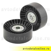 Обводной ролик натяжителя УАЗ 409-ЗМЗ Патриот INA 531 0759 10 аналог 406.1308080