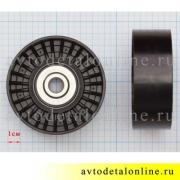 Обводной ролик ИНА 531 0759 10 натяжителя ремня УАЗ Патриот на замену 406.1308080