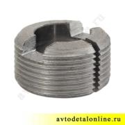 Гайка-втулка зажимная шкворня поворотного кулака УАЗ Патриот, Хантер, 3160-2304016, размер, диаметр, фото