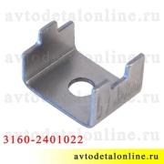 Пластина стопорная подшипника дифференциала моста УАЗ Патрит и др. 3160-2401022