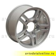 Колесный литой диск УАЗ Патриот R16 КиК 7Jx16H2 5/139.7  ET35, фото, 3163-3101015-95