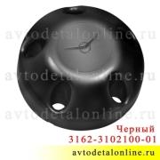 Декоративный черный колпак колеса УАЗ Патриот, Хантер 3162-3102010 на диск под 5 шпилек, глухой