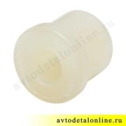 Втулка рессоры УАЗ полиуретановая 3160-2912028 на замену резиновой