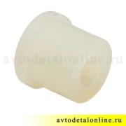 Полиуретановая втулка рессоры УАЗ Патриот, Хантер, 3160-2912028 на замену резиновой