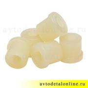 Втулка рессоры УАЗ полиуретановая 3160-2912028 купить на замену резиновой