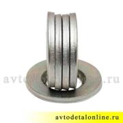 Упорная шайба пальца рессоры под внутреннюю втулку УАЗ, 356252-П4, размер 54х25х5