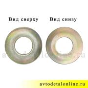 Шайба  38х17,5х2 мм пальца амортизатора УАЗ 451-2905545-01 внутренняя, фото
