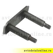 Щека серьги на УАЗ Патриот 3160, внутренняя с пальцами, 3160-2912458