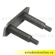 Серьга рессоры УАЗ щека внутренняя с пальцами 469-2902458