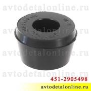 Верхние резинки амортизатора, УАЗ Патриот, Хантер, 24-2915432 замена втулок 451-2905432
