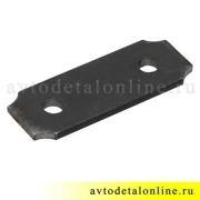 Наружная щека серьги рессоры УАЗ 469-2902466-01, фото