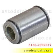Сайлентблок поперечной тяги УАЗ Патриот, Хантер, резина (малый) ОАО УАЗ