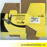Рулевые наконечники на УАЗ Патриот, 469, Буханка, Хантер, на замену 469-3414057, левый, цена, купить