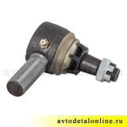 Рулевой наконечник УАЗ Патриот, 469, Хантер, Буханка - левый (АДС) 469-3414057-01