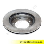 Передний тормозной диск УАЗ цена, Патриот 3163, Хантер 31519, купить на замену 3160-3501076, фото