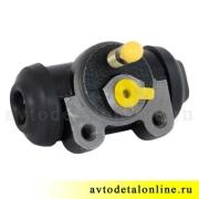 Цилиндр тормозной задний УАЗ, d=28 мм, Keno