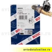 Датчик кислорода 1 ЗМЗ-409, Евро-3, УАЗ Патриот, ГАЗ, 3163-3826013, купить на замену Bosch  0 258 006 537