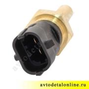 Датчик указателя температуры двигателя ГАЗ-3302, УАЗ Патриот, 40904.3828000 двигатель 409, Bosch 0 280 130 093