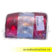 Задний фонарь УАЗ Патриот до 2015г, правый, в упаковке, каталожный 3160-3716010-10 номер 96.3716, фото