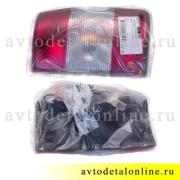 Задняя фара УАЗ Патриот до 2015г, левая, в упаковке, каталожный 3160-3716010-10 номер 96.3716, фото