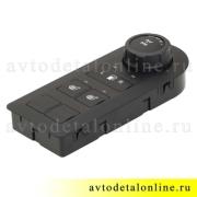 Электронный блок управления раздаткой УАЗ Патриот 3163-3769200 с кнопками обогрева сидений, номер 56.3769