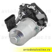 Моторчик дворников УАЗ Патриот, аналог Bosch, под трапецию стеклоочистителя 3163-5205100