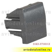 Заглушка для панели кнопок УАЗ Патриот 3163-3710112 для клавиш 999.3710-ххх