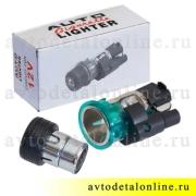 Прикуриватель УАЗ Патриот 3163-3725010 с подсветкой, номер 2123-3725010, фото с упаковкой