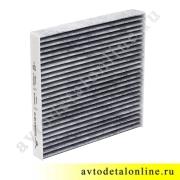Воздушный угольный салонный фильтр УАЗ Патриот, 3163-06-8101140-40 замена 3163-8101140-40, фото