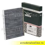 Воздушный угольный фильтр салона УАЗ Патриот для кондиционера, 3163-06-8101140-60 фото