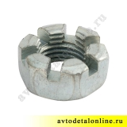 Гайка М14х1,5 рулевого наконечника УАЗ