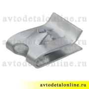 Фланцевая гайка крепления деталей ВАЗ и др 21010-8109137 скоба пружинная под винт или саморез