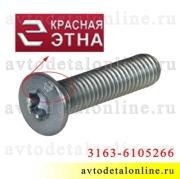 Маркировка винта крепления замка двери УАЗ Патриот 3163-6105266, Красная Этна, размер M8*1,25*35